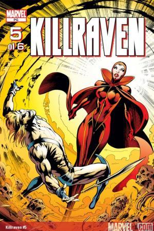 Killraven (2002) #5