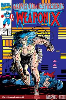 Marvel Comics Presents (1988) #80
