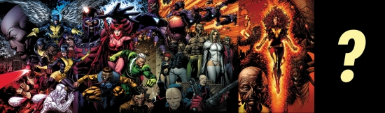 X-Men Legacy by David Finch Poster (2008) #1