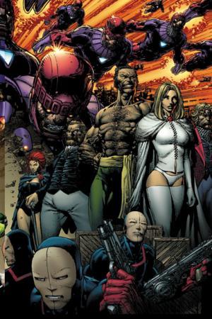 X-Men Legacy by David Finch Poster (2008) #1
