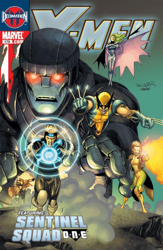 X-Men (2004) #179