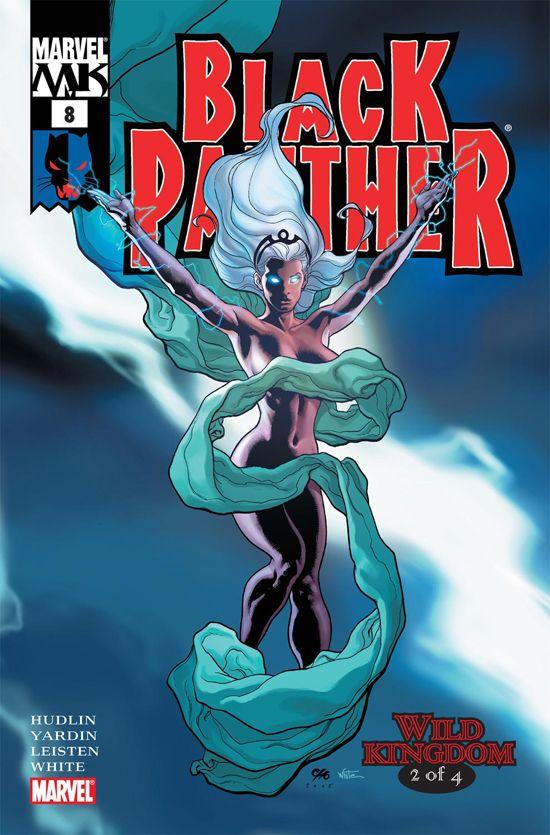 Black Panther (2005) #8