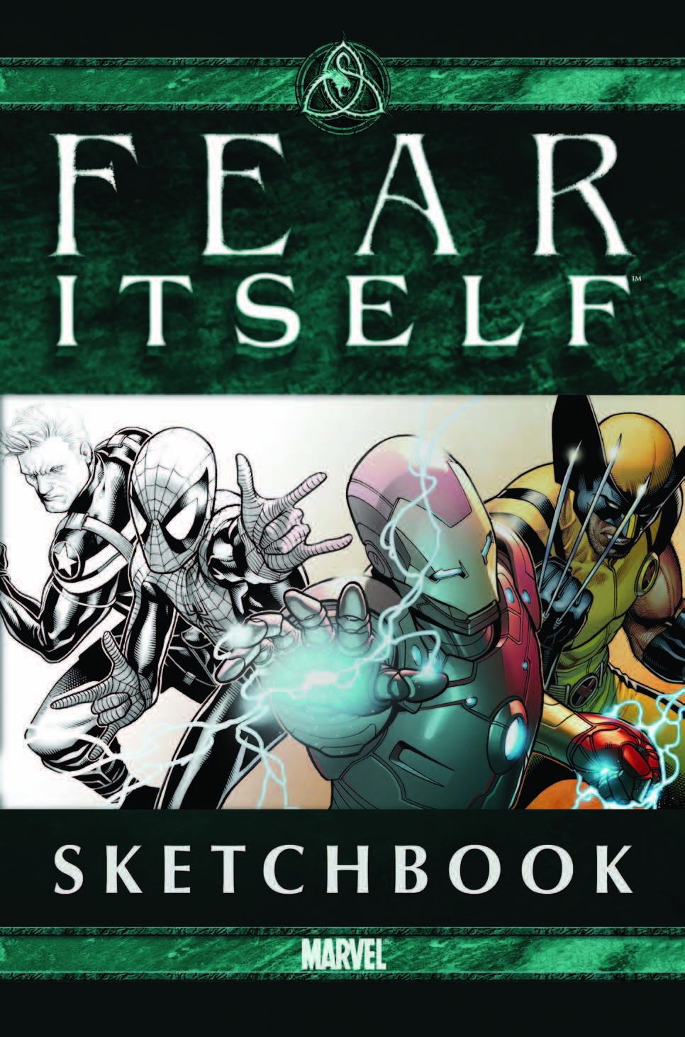 Fear Itself Sketchbook (2011) #1