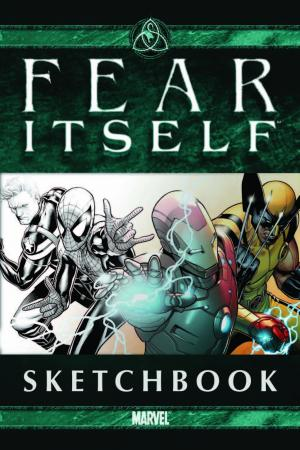 Fear Itself Sketchbook #1