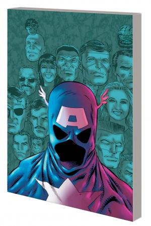 Captain America: The Legacy of Captain America (Trade Paperback)