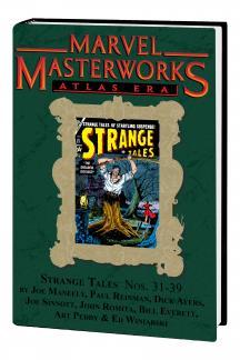 MARVEL MASTERWORKS: ATLAS ERA STRANGE TALES VOL. 4 HC VARIANT (DM ONLY) (Hardcover)