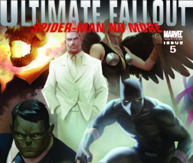 ULTIMATE COMICS FALLOUT 5 DJURDJEVIC VARIANT