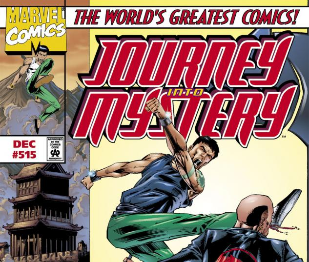 Journey Into Mystery (1996) #515
