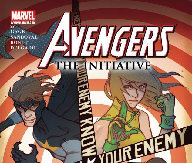 Avengers: The Initiative (2007) #27