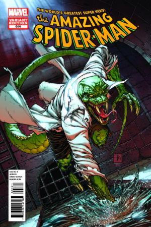 Amazing Spider-Man (1999) #690 (Lizard Variant)