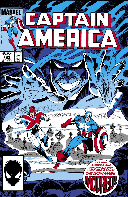 Captain America (1968) #306