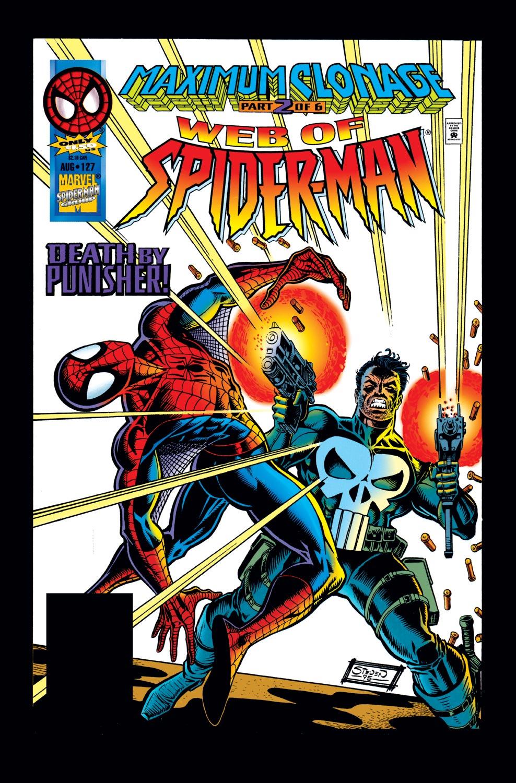 Web of Spider-Man (1985) #127
