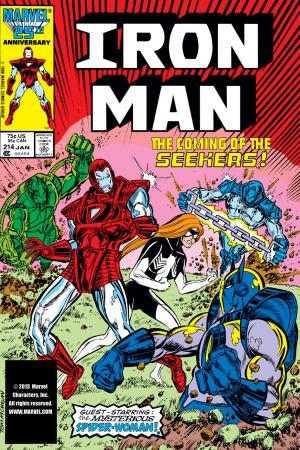 Iron Man (1968) #214