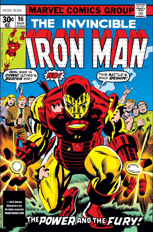 Iron Man (1968) #96