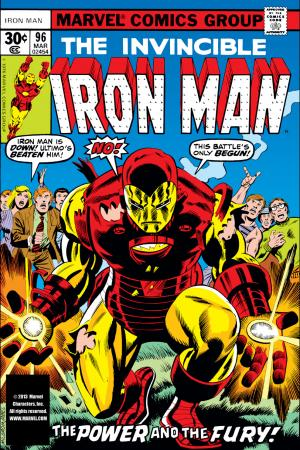 Iron Man #96