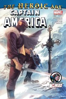 Captain America (2004) #608