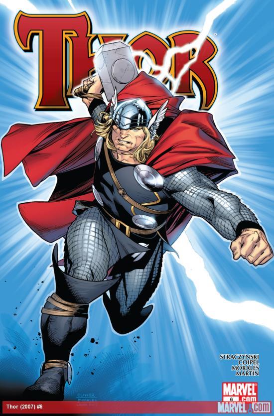 Thor (2007) #6