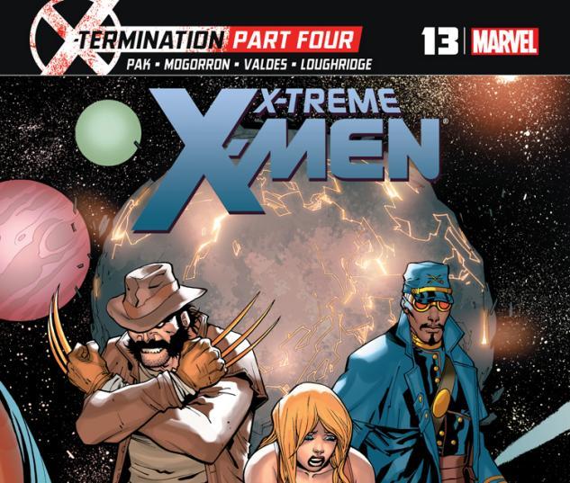 X-TREME X-MEN 13