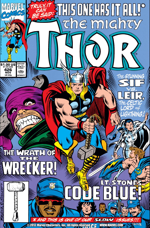 Thor (1966) #426