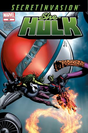 She-Hulk (2005) #33