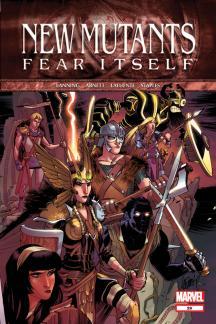New Mutants (2009) #29