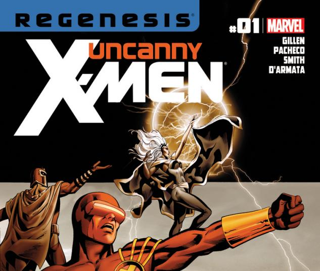 Uncanny X-Men (2011) #1