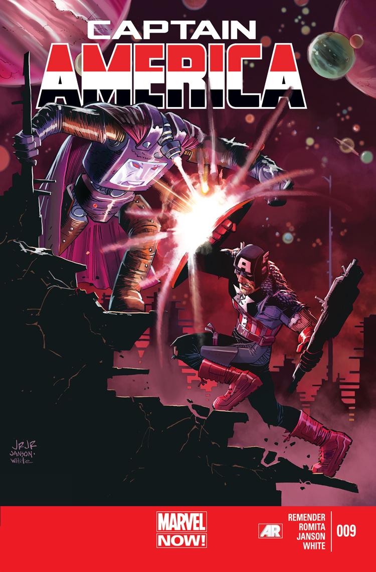 Captain America (2012) #9