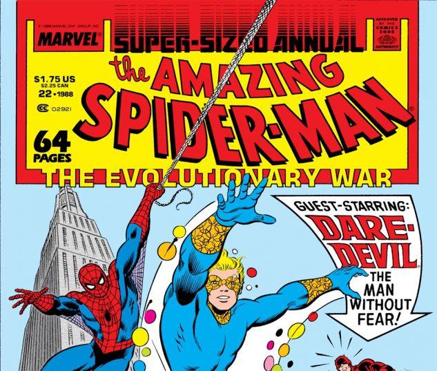 Amazing Spider-Man Annual (1963) #22