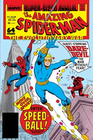Amazing Spider-Man Annual (1964) #22