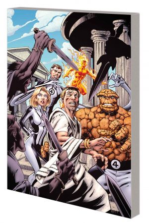 Fantastic Four Vol. 2: Road Trip (Trade Paperback)