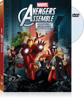Marvel's Avengers Assemble: Assembly Required on DVD
