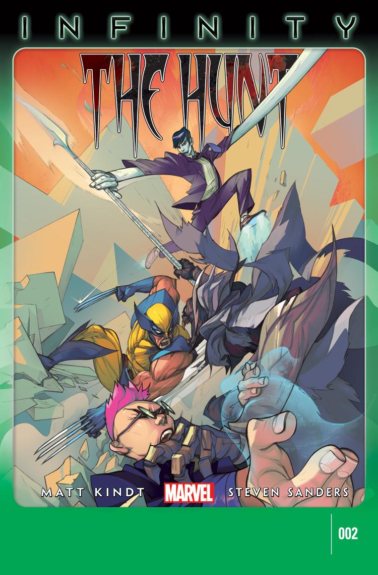 Infinity: The Hunt (2013) #2