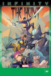 Infinity: The Hunt #2