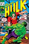 Incredible Hulk (1962) #141 Cover