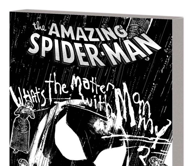 SPIDER-MAN: LIFE IN THE MAD DOG WARD TPB