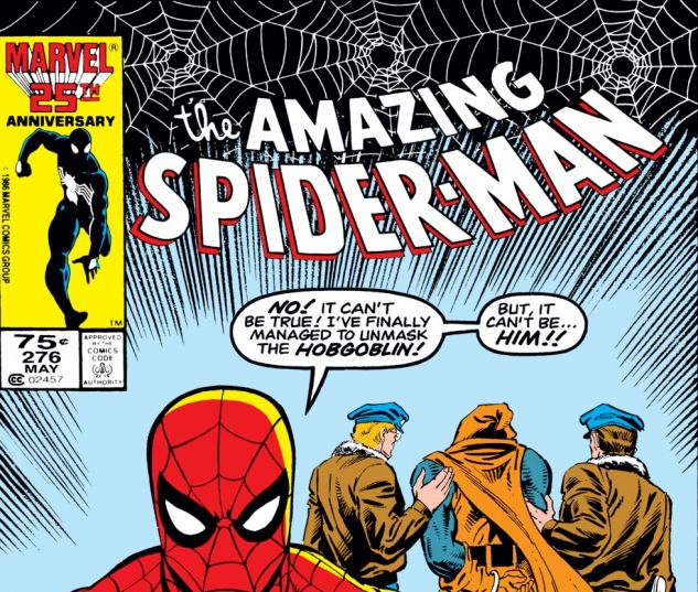 Amazing Spider-Man (1963) #276 Cover