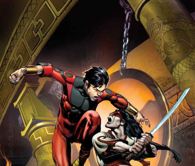 Avengers World (2014) #3 Cover