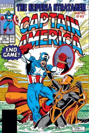 Captain America (1968) #392