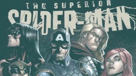 Marvel AR: Superior Spider-Man #7 Cover Recap