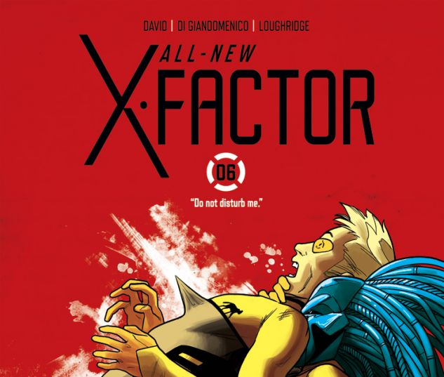 ALL-NEW X-FACTOR 6 (ANMN, WITH DIGITAL CODE)