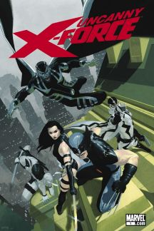 Uncanny X-Force (2010) #1