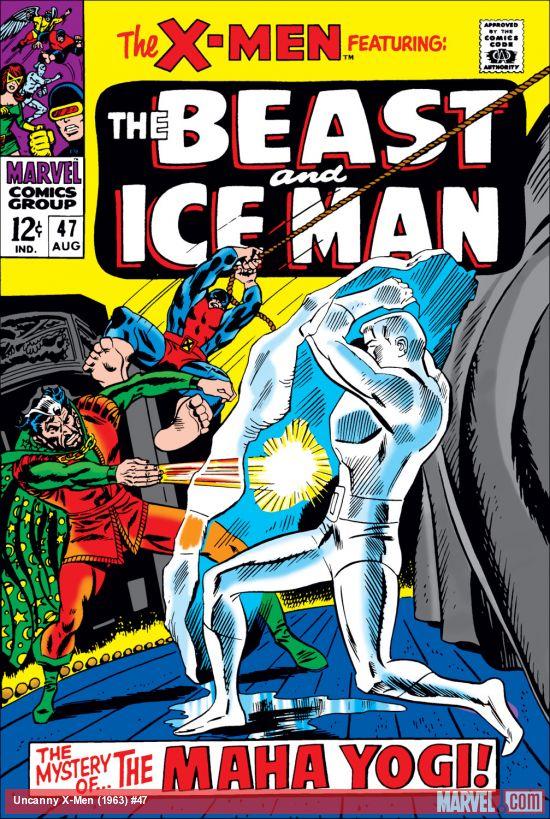Uncanny X-Men (1963) #47