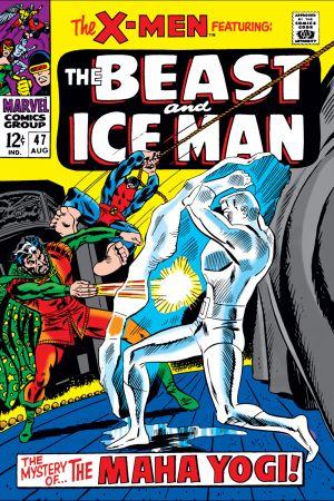 Uncanny X-Men #47