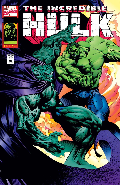 Incredible Hulk (1962) #432