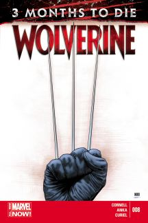 Wolverine #8