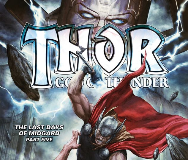 THOR: GOD OF THUNDER 23 (ANMN, WITH DIGITAL CODE)