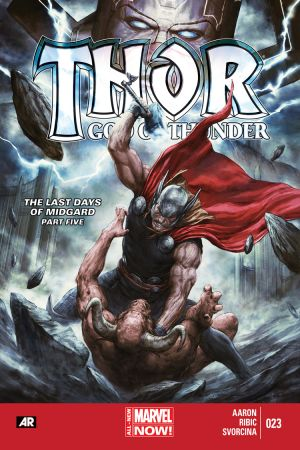 Thor: God of Thunder (2012) #23