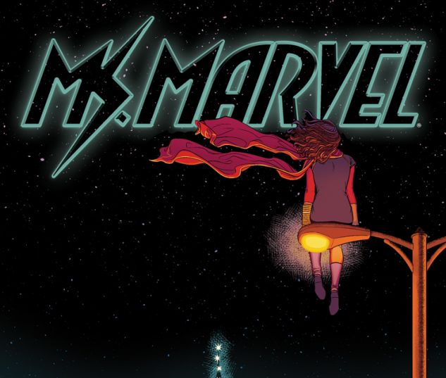 MS. MARVEL 5 (ANMN)