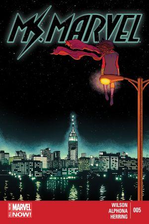 Ms. Marvel (2014) #5