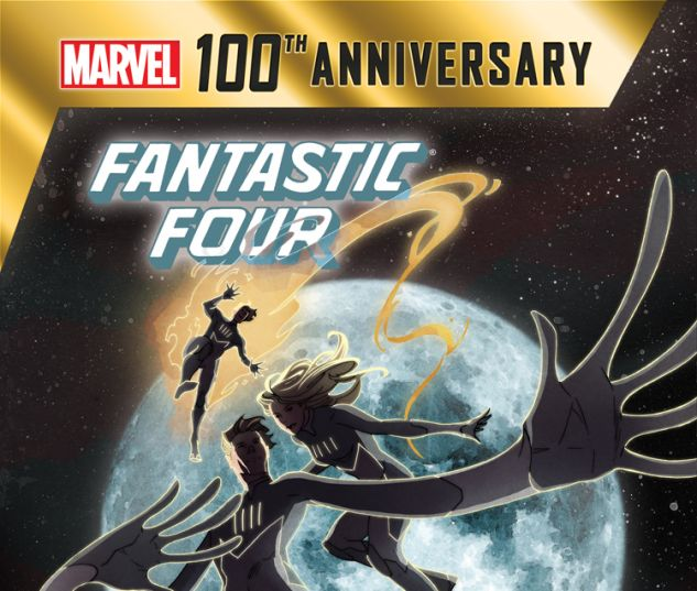 100TH ANNIVERSARY SPECIAL: FANTASTIC FOUR 1 (WITH DIGITAL CODE)